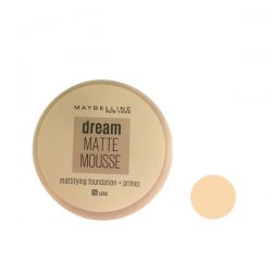 موس میبلین مدل Dream Matt Mousse