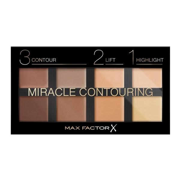 پالت کانتورینگ و گریم مکس فکتور مدل Miracle Contouring
