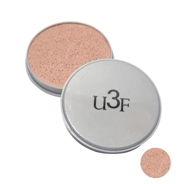 پنکیک سنگی قرمز U3F مدل professional make up