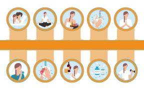 روشهای تقویت سیستم ایمنی بدن
