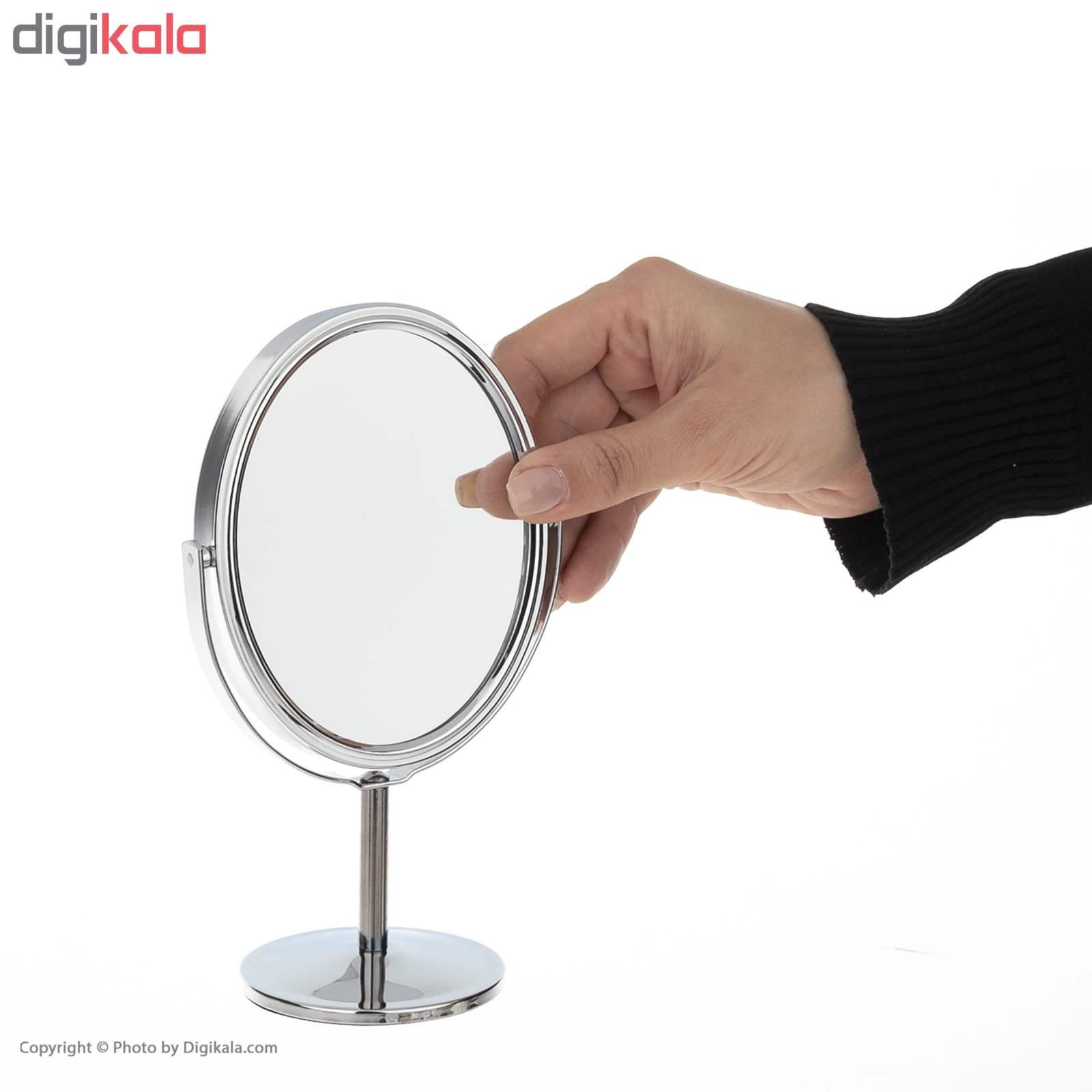 آینه آرایشی فانتزی کد 81002