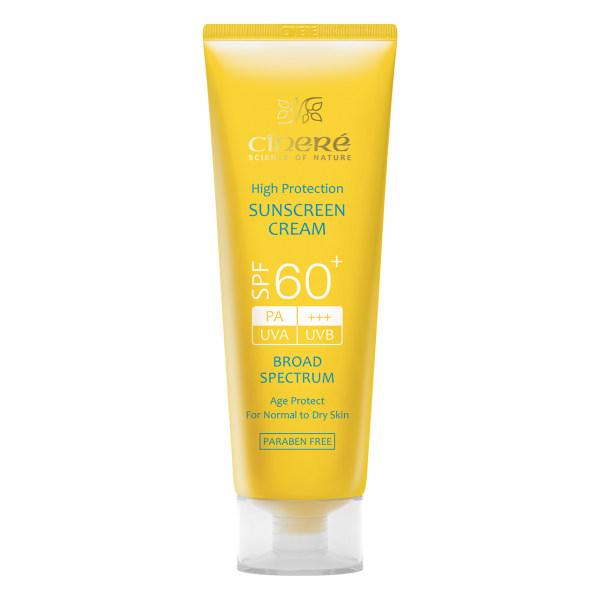 کرم ضد آفتاب سینره پوست خشک و معمولی حجم 50 میلی لیتر