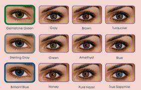 قیمت و خرید بهترین مدل های لنز چشم رنگی و دائمی برای خرید